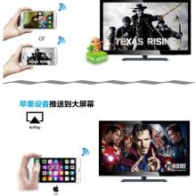 Лучшее 1080р HDMI беспроводной HDMI и дисплей Google chromecast поддержка 2-Адаптер для HDTV