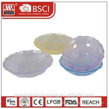 Популярные HAIXING круглые пластиковые чаши