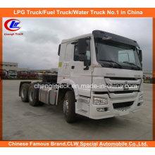6X4 420HP Sinotruk HOWO Schwere Traktor LKW Prime Mover