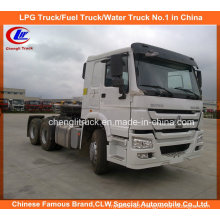 6X4 420HP Sinotruk HOWO Heavy Tractor Truck Prime Mover