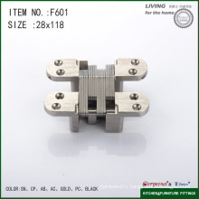 torsion spring hinge Cross concealed hinge