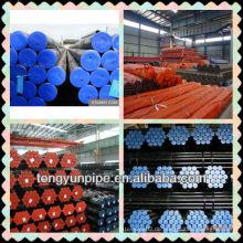 Tongyun Marke EN 10297 nahtlose Pfeife