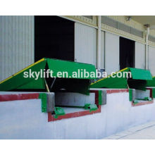 hydraulic stationary portable loading dock ramp
