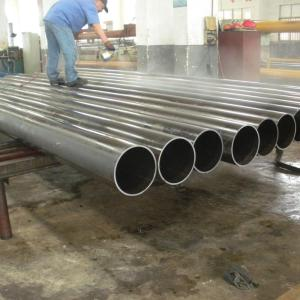 cold drawn welded steel tube