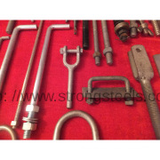 Qingdao lost wax casting electric machine and hardware fitting
