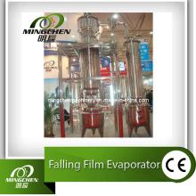 Evaporateur de jus de pomme Evaporateur Evaporateur