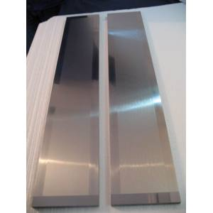Pure Polished Tungten Sheet