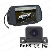 7-дюймовый монитор с зеркалом заднего вида для камеры с мини-камерой