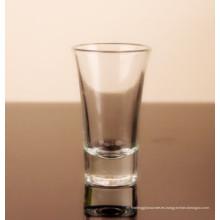100ml Vidrio de tiro popular del vidrio de tiro del diseño Vidrio de tiro del tequila