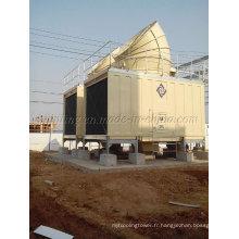 Tour de refroidissement tour rectangulaire certifiée Cti Jnt-300 (S) / D