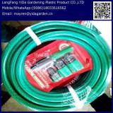 cheap agricultural garden irrigation tube PVC fiber reinforced hose
