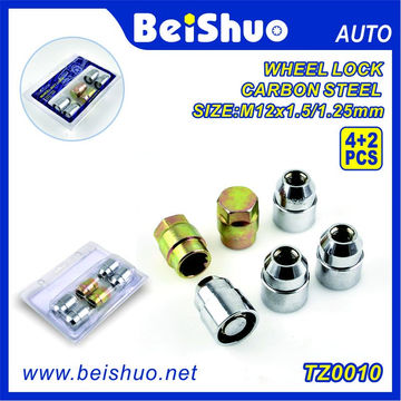 Cheap Wholesale Fasteners Wheel Lug Nuts Locks