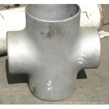 ASTM A234 Wpb WPC Flange Fitting Cross