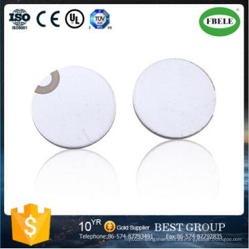 Disco piezoeléctrico Piezo Transducer Disco piezoeléctrico de cerámica para sensor de flujo (FBELE)