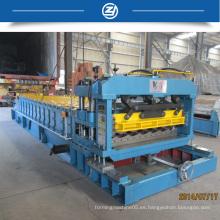 El panel de teja que forma los precios de la máquina con CE