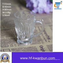 Tasse de bière en verre avec bon prix Verrerie Kb-Jh6006