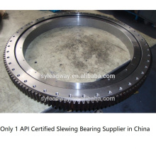 Galperti Crossed Roller Slewing Bearing Replacement for Tunnel Boring Machine