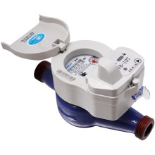 Medidor de agua de control de válvula de lectura remota inalámbrica