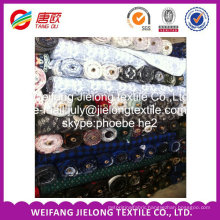 garment fabric 100%cotton flannel fabric