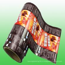 Упаковочная пленка для кофе / пластиковая пленка для кофе / кофе-машина с клапаном