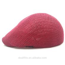 Nuevo estilo con el casquillo barato de la hiedra del precio de la insignia del charater