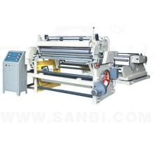 Tipo horizontal que racha & rebobinando a máquina (série de ZWQ)