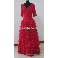 Vintage vestido de casamento chinês mãe da noiva MD8002