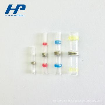 Connecteurs de fil thermorétractables de calibre 24 Soudures de fil de Soldersleeve
