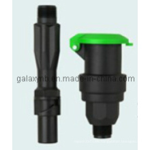 High Strength Plastic Quick Coupling Valve