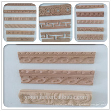 elegant design carving wood moulding