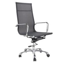 El moderno espaldo alta diseñado mobiliario de oficina y silla de la computadora