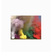 Tintes para humo pirotécnico / humo de fuegos artificiales / rojo / naranja / amarillo / púrpura / azul