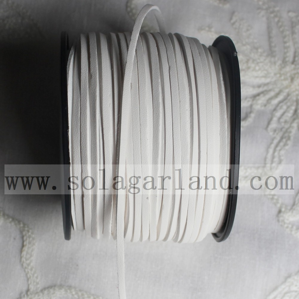 PU Leather Suede Cord