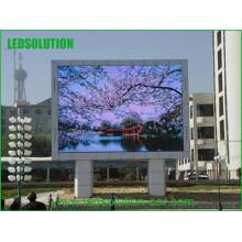 Tablero de señal LED a todo color P14 al aire libre