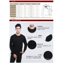 Pull à manches longues en laine / cachemire à manches longues pour homme Yak / Vêtements / Vêtements / Tricots