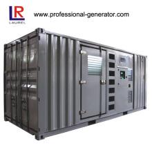 800kw 1000kVA Cummins Elektrischer Generator für großes Kraftwerk
