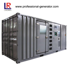 800kw 1000kVA Электрический генератор Cummins для большой электростанции