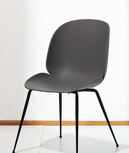 beetle chair without upholstery