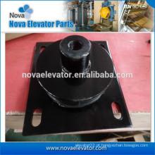 Elevador Almofada anti-vibração com quatro furos