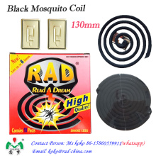 130m m Rad Venta caliente China Mosquito Killer Coil
