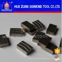 Hot Sell Granite Segment for 1000 mm Diamond Saw Blade
