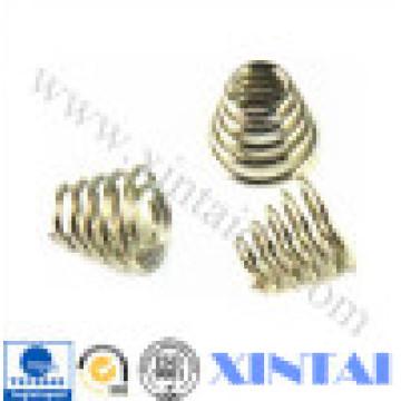 Molas de bobina de aço inoxidável de alta qualidade para máquinas diferentes