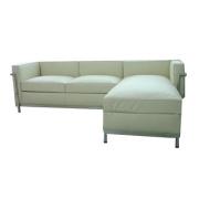 Le Corbusier Petite Chaise seccional sofá