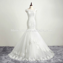 Robe de mariée robe de mariée sirène faite en robe de mariée musulmane de Chine