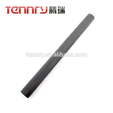 Small Diameter Fine Granule Molded Graphite Tubes Factory