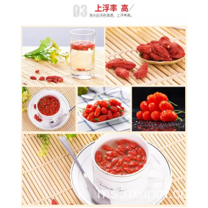 Ningxia specialty Disposable gift box medlar