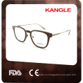 2017 special design and top quality combination optical frames eyeglassses eyewear