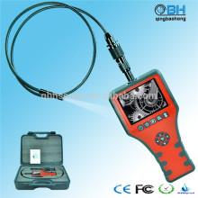 3,5 Zoll HD manuelle Digital tragbare LCD-Schlange-Rohr-Mikroskop-Kamera