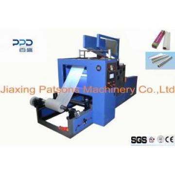 Chine Fabrication Professionnelle Automatique Alimentation Cire / Silicium / Papier PE / Rebobinage De Maison