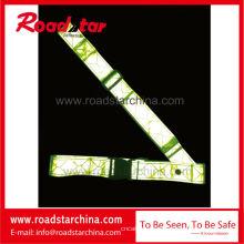 Bandolera reflectiva prismático PVC para caminar